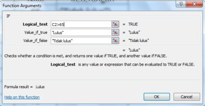 Capture-insert function IF terisi
