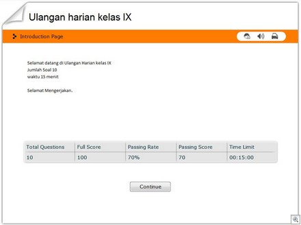 Capture-upload blog ulangan harian IX